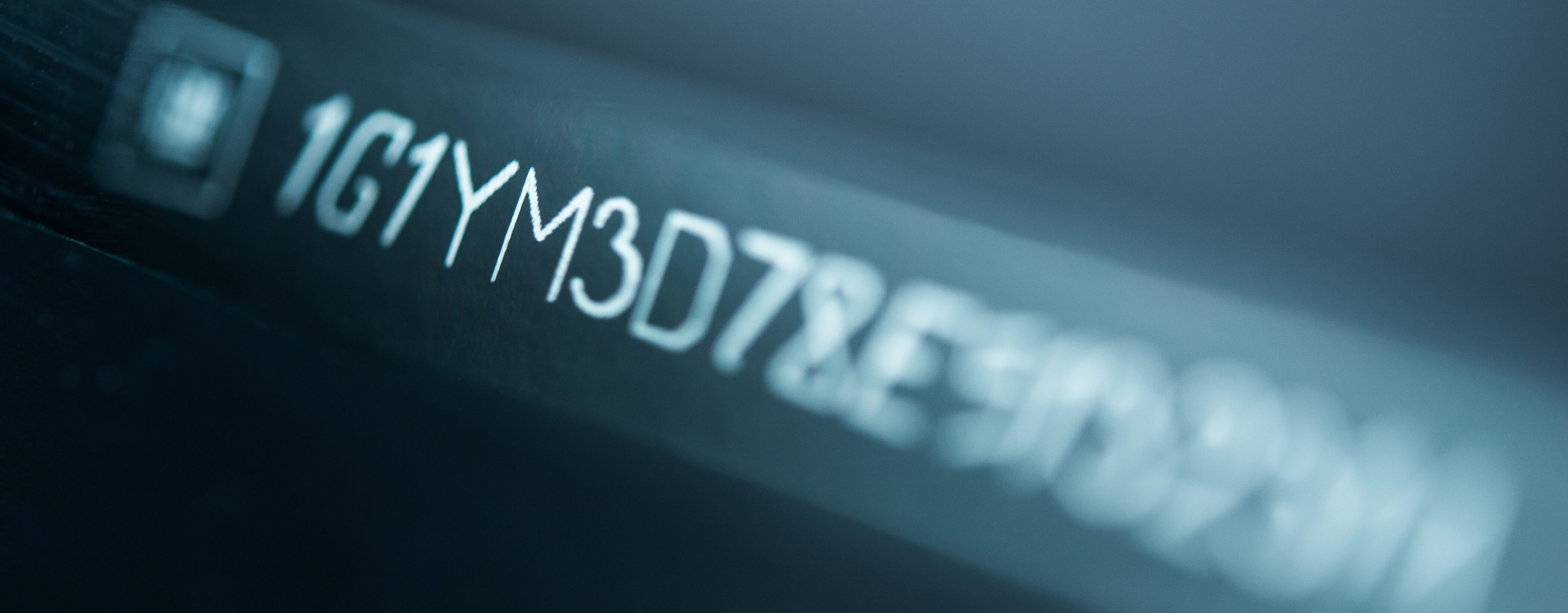 Fahrzeugidentifizierungsnummer